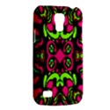 Psychedelic Retro Ornament Print Samsung Galaxy S4 Mini (GT-I9190) Hardshell Case  View2