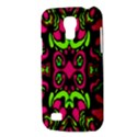 Psychedelic Retro Ornament Print Samsung Galaxy S4 Mini (GT-I9190) Hardshell Case  View3