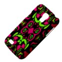 Psychedelic Retro Ornament Print Samsung Galaxy S4 Mini (GT-I9190) Hardshell Case  View4