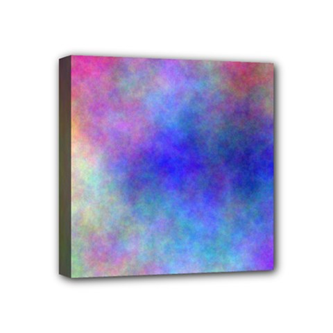 Plasma 5 Mini Canvas 4  X 4  (framed) by BestCustomGiftsForYou