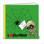 Halloween 6x6 2014 - 6x6 Photo Book (20 pages)