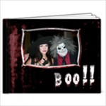 HALLOWEEN 2014 - 7x5 Photo Book (20 pages)