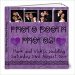 Photo Booth Album - 8x8 Photo Book (20 pages)