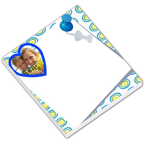 Tzippy Bday By Kornie   Small Memo Pads   Fv45t9epe53o   Www Artscow Com
