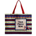 Celebrate America tiny tote - Mini Tote Bag