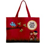 At the Park tiny tote - Mini Tote Bag