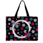 Color Splash tiny tote - Mini Tote Bag