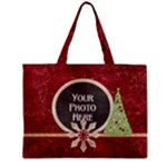 Holiday Melodies tiny tote - Mini Tote Bag