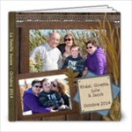 Jacob & Famille - 8x8 Photo Book (20 pages)