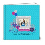 6X6: Glittery Birthday - 6x6 Photo Book (20 pages)