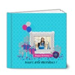 6X6 (DELUXE): Glittery Birthday - 6x6 Deluxe Photo Book (20 pages)