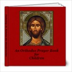 Prayer Book  General 1 St. Nicholas - 8x8 Photo Book (20 pages)