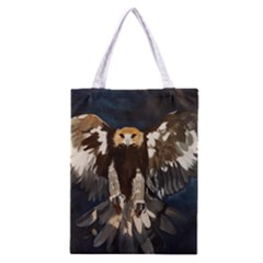 Golden Eagle Full All Over Print Classic Tote Bag