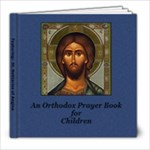 Prayer Book  General 3 St Nektarios - 8x8 Photo Book (20 pages)