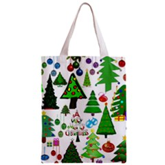 Oh Christmas Tree Full All Over Print Classic Tote Bag by StuffOrSomething