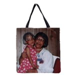 tah tote - Grocery Tote Bag