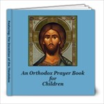 Prayer Book  General 9 Dormition (Mary) - 8x8 Photo Book (20 pages)