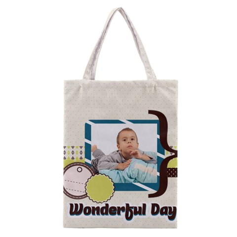 Classic Tote Bag Front