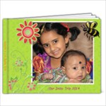 India Trip - 9x7 Photo Book (20 pages)
