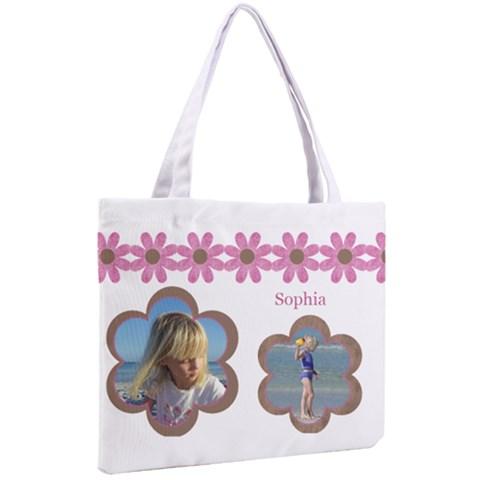 Mini Tote Bag Back