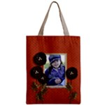 Classic Tote Bag: Garden of Flowers 2
