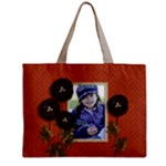 Tiny Tote Bag : Garden of Flowers 2 - Mini Tote Bag