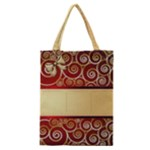 Regal and Red Classic Tote Bag
