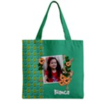 Grocery Tote Bag : Beautiful You
