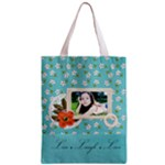 Classic Tote Bag: Live Laugh Love 2