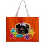 Tiny Tote Bag : Little Monsters - Mini Tote Bag
