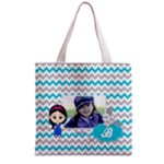 Grocery Tote Bag : My Little Girl