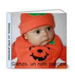 Gienzo - 6x6 Deluxe Photo Book (20 pages)