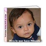 Mikaela - 6x6 Deluxe Photo Book (20 pages)