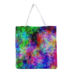 Plasma 26 All Over Print Grocery Tote Bag by BestCustomGiftsForYou
