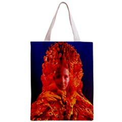 Organic Meditation All Over Print Classic Tote Bag by icarusismartdesigns
