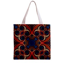Uh Maze Zing All Over Print Grocery Tote Bag by OCDesignss