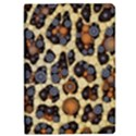 Cheetah Abstract Apple iPad Mini 2 Flip Case View1
