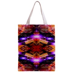 Third Eye All Over Print Classic Tote Bag by icarusismartdesigns