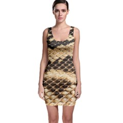 Animal Print Bodycon Dress by OCDesignss