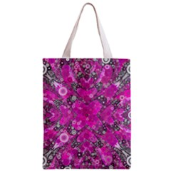 Dazzling Hot Pink All Over Print Classic Tote Bag by OCDesignss