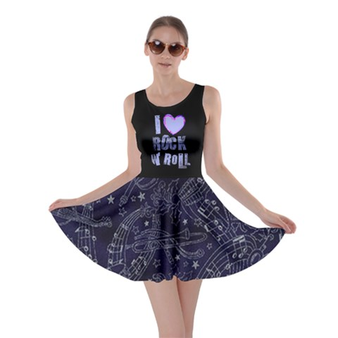 Skater Dress Front