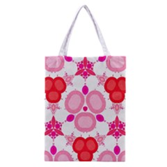 Strawberry Shortcakee All Over Print Classic Tote Bag
