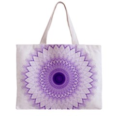 Mandala All Over Print Tiny Tote Bag by Siebenhuehner