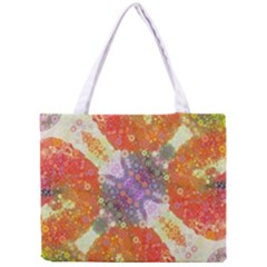 Abstract Lips  All Over Print Tiny Tote Bag by OCDesignss