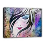 face_canvas - Canvas 16  x 12  (Stretched)