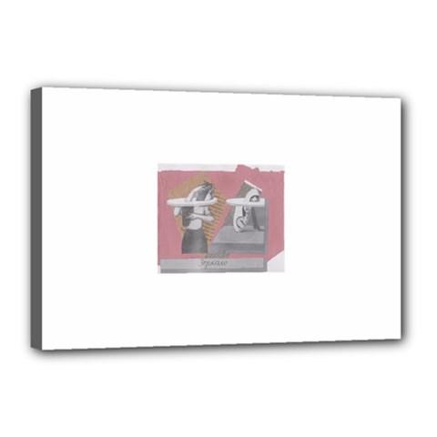 Marushka Canvas 18  X 12  (framed)