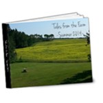 Saskatchewan Summer 2014 - 7x5 Deluxe Photo Book (20 pages)