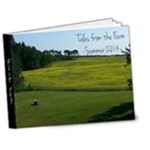 Saskatchewan 2014 Eric and Linda - 7x5 Deluxe Photo Book (20 pages)
