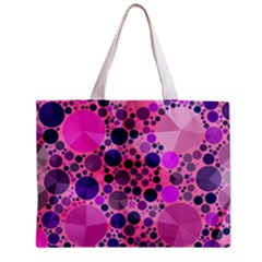 Pink Bling  All Over Print Tiny Tote Bag by OCDesignss