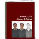 Andreas Lauffs - 9x12 Deluxe Photo Book (20 pages)